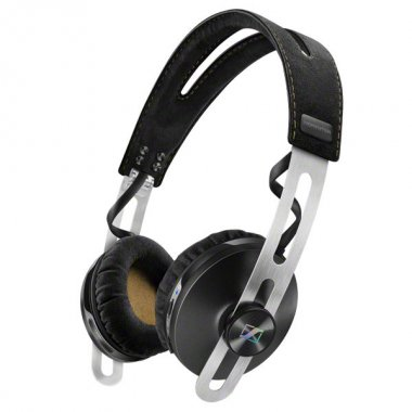 MOMENTUM On-Ear Wireless Black